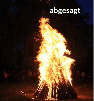 - ABGESAGT - Johannifeuer im SVB